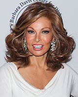 BEVERLY HILLS, CA, USA - OCTOBER 11: Raquel Welch arrives at the 2014 Carousel Of Hope Ball held at the Beverly Hilton Hotel on October 11, 2014 in Beverly Hills, California, United States. (Photo by Celebrity Monitor)
