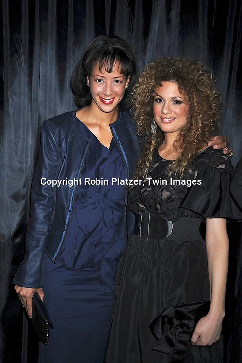 honoree Lisa Ellis and Miri Ben-Ari