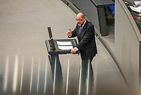 2. Sitzung des Deutschen Bundestag am Dienstag den 21. November 2017.<br /> Im Bild: Martin Schulz, SPD-Vorsitzender, bei seiner Rede zum Thema Arbeitsplatzabbau bei Siemens.<br /> 21.11.2017, Berlin<br /> Copyright: Christian-Ditsch.de<br /> [Inhaltsveraendernde Manipulation des Fotos nur nach ausdruecklicher Genehmigung des Fotografen. Vereinbarungen ueber Abtretung von Persoenlichkeitsrechten/Model Release der abgebildeten Person/Personen liegen nicht vor. NO MODEL RELEASE! Nur fuer Redaktionelle Zwecke. Don't publish without copyright Christian-Ditsch.de, Veroeffentlichung nur mit Fotografennennung, sowie gegen Honorar, MwSt. und Beleg. Konto: I N G - D i B a, IBAN DE58500105175400192269, BIC INGDDEFFXXX, Kontakt: post@christian-ditsch.de<br /> Bei der Bearbeitung der Dateiinformationen darf die Urheberkennzeichnung in den EXIF- und  IPTC-Daten nicht entfernt werden, diese sind in digitalen Medien nach §95c UrhG rechtlich geschuetzt. Der Urhebervermerk wird gemaess §13 UrhG verlangt.]