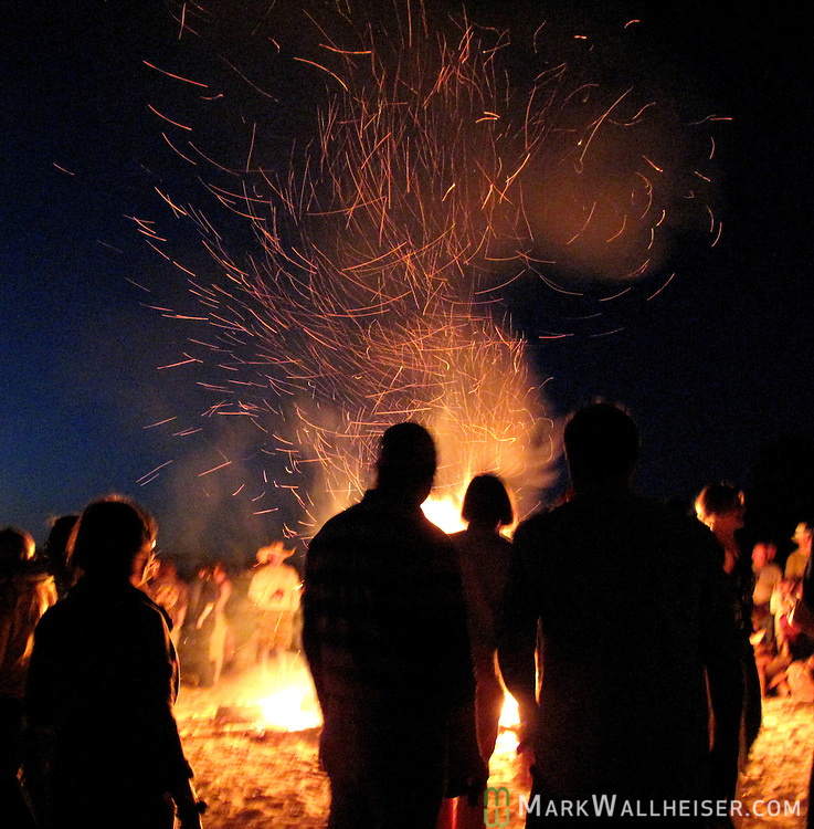 The annual Festoon Festival at Shell Point along the Forgotten Coast in the Florida panhandle south of Tallahassee, Florida.    (Mark Wallheiser/TallahasseeStock.com)