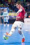 Rios R. Zaragoza Oscar Villanueva during Semi-Finals Futsal Spanish Cup 2018 at Wizink Center in Madrid , Spain. March 17, 2018. (ALTERPHOTOS/Borja B.Hojas)