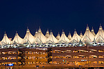 Denver International Airport (DIA) and the main terminal, Denver; Colorado. .  John offers private photo tours in Denver, Boulder and throughout Colorado. Year-round Colorado photo tours.