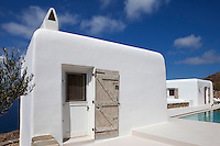 house's facade