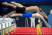 LUDVIK Tomas CZE <br /> Swimming - 400m individual medley men preliminaries <br /> XXXV LEN European Aquatic Championships<br /> Duna Arena<br /> Budapest  - Hungary  23/5/2021<br /> Photo Giorgio Perottino / Deepbluemedia / Insidefoto
