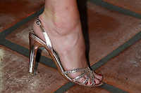 LOS ANGELES - JUN 17:  Heather Tom shoe detail at the Heather Tom Hosts the Best Actress Daytime Emmy Nominees Annual Gathering at the Chevy Chase Country Club on June 17, 2021 in Glendale, CA