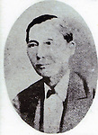 Undated - Kinsuke Endo (1836-1893) is a statesman in the early Meiji period. He was selected by the domain to be a member of the Choshu Five and served as the head of the National Mint (Zoheikyoku) in Osaka. (Photo by Kingendai Photo Library/AFLO)