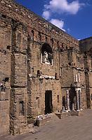 Roman theater. Orange, (Provence) France.