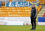 St Johnstone Training...14.05.21<br />Callum Davidson pictured during training at McDiarmid Park this morning ahead of tomorrows final league game of the season against Livingston.<br />Picture by Graeme Hart.<br />Copyright Perthshire Picture Agency<br />Tel: 01738 623350  Mobile: 07990 594431