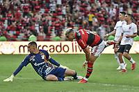 3rd October 2021; Maracana Stadium, Rio de Janeiro, Brazil; Brazilian Serie A, Flamengo versus Athletico Paranaense; Andreas Pereira of Flamengo scores his goal in the 49th minute for 3-0