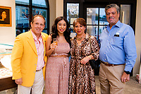 Valobra Jewelers hosts a Concetto Limone Trunk Show exhibiting their Italian summer shoes