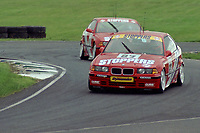 British Touring Car Championship. #27 Alex Portman (GBR). Team Dynamics. BMW 318is Coupe.
