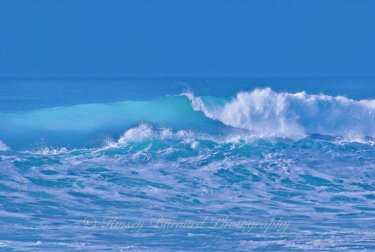 """""""POINT REYES SURF""""<br /> <br /> Gorgeous incandescent winter waves pound the California Coast at Point Reyes National Seashore in California"""