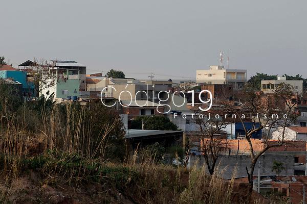 Campinas (13), 13/08/2021 - Clima - A cidade de Campinas (SP) amanheceu nesta sexta-feira (13) com o céu claro e o clima ameno.