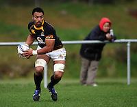 090723 Air NZ Cup Rugby Preseason - Wellington v Canterbury