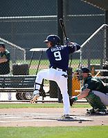 Luis Urias - San Diego Padres 2019 spring training (Bill Mitchell)