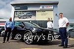Aherns Seat Sales team, l to r: Seamus Murphy , Barry Ryan and Pat Ahern.