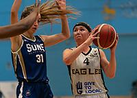Sevenoaks Suns v Newcastle Eagles - WBBL Championship - 20.03.2021