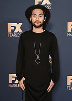 PASADENA, CA - JANUARY 9:  Jin Ha at the 2020 FX Networks TCA Winter Press Tour Star-Walk at the Langham Huntington on January 9, 2020 in Pasadena, California. (Photo by Scott Kirkland/FX Networks/PictureGroup)