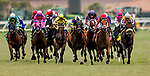 JULY 24, 2021: Turf Racing action at the Del Mar Fairgrounds in Del Mar, California on July 24, 2021. Evers/Eclipse Sportswire/CSM