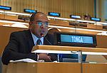 Closing of GA 28th plenary meeting