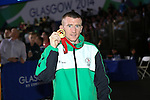 Glasgow 2014 Commonwealth Games<br /> <br /> Paddy Barnes (Northern Ireland) with his gold medal.<br /> <br /> 02.08.14<br /> ©Steve Pope-SPORTINGWALES