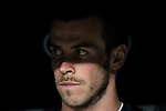 Gareth Bale of Real Madrid looks on prior to the La Liga 2017-18 match between Real Madrid and Athletic Club Bilbao  at Estadio Santiago Bernabeu on April 18 2018 in Madrid, Spain. Photo by Diego Souto / Power Sport Images