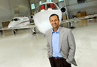 Ryan Stone, CEO of JetPool Aircraft Management & Charter