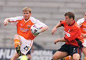 2001-10-13 Blackpool v Colchester United