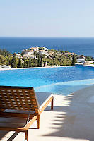 sea view from the swimming pool