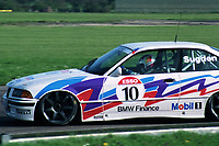 Round 2 of the 1992 British Touring Car Championship. #10 Tim Sugden (GBR). M Team Mobil. BMW 318is Coupe.