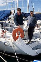 Rocinante .XXIII Edición de la Regata de Invierno 200 millas a 2 - 6 al 8 de Marzo de 2009, Club Náutico de Altea, Altea, Alicante, España