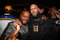 NEW YORK, NY- SEPTEMBER 12: Timbalamd and Swizz Beatz pictured at Swizz Beatz Surprise Birthday Party at Little Sister in New York City on September 12, 2021. Credit: Walik Goshorn/MediaPunch