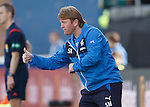 Thumbs up from Stuart McCall