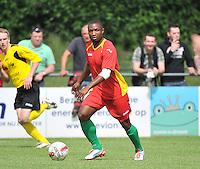 Sporting Menen - KV Oostende : Sebastien Siani<br /> foto VDB / Bart Vandenbroucke