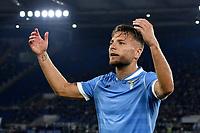Ciro Immobile of SS Lazio <br /> Roma 22-9-2019 Stadio Olimpico <br /> Football Serie A 2019/2020 <br /> SS Lazio - Parma Calcio <br /> Foto Andrea Staccioli / Insidefoto