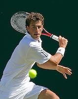 22-06-10, Tennis, England, Wimbledon, Robin Haase