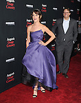 LOS ANGELES, CA - December 16: Juliette Lewis arrives at  The Weinstein Company L.A. Premiere of August : Osage County held at The Premiere House at Regal Cinemas L.A. Live  in Los Angeles, California on December 16,2013                                                                               © 2013 Hollywood Press Agency