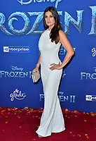 """LOS ANGELES, USA. November 08, 2019: Idina Menzel at the world premiere for Disney's """"Frozen 2"""" at the Dolby Theatre.<br /> Picture: Paul Smith/Featureflash"""