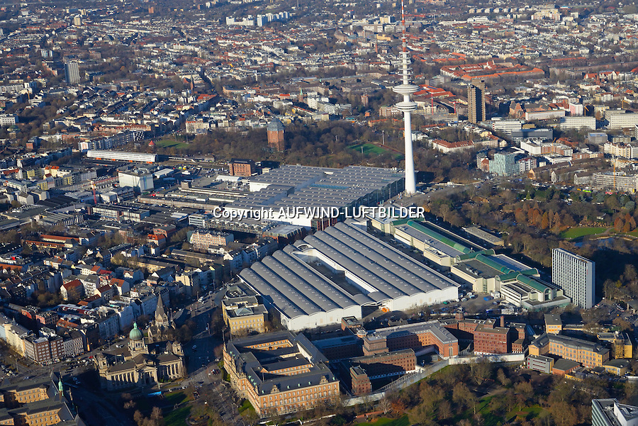 Hamburg Messe: DEUTSCHLAND, HAMBURG 02.12.2016 : Hamburg Messe