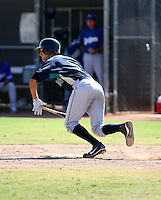 Daniel Carroll / Seattle Mariners 2008 Instructional League..Photo by:  Bill Mitchell/Four Seam Images