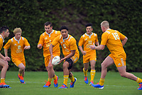 New Zealand Schools rugby union training at the Sport & Rugby Institute in Palmerston North, New Zealand on Wednesday, 25 September 2019. Photo: Dave Lintott / lintottphoto.co.nz