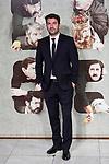 Arturo Valls attends to Tiempo Despues film premiere at Capitol cinema in Madrid, Spain. December 20, 2018. (ALTERPHOTOS/A. Perez Meca)