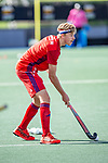 Barcelona, Spain, October 03: During the training session of Mannheimer HC ahead of the EHL KO16 on October 3, 2019 at Pau Negre in Barcelona, Spain. (worldsportpics Copyright Dirk Markgraf) ***