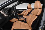 Front seat view of 2016 Lexus GS F-Sport-RWD 4 Door Sedan Front Seat  car photos