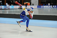 SPEEDSKATING: ERFURT: 19-01-2018, ISU World Cup, 1500m Men A Division, Denis Yuskov (RUS), photo: Martin de Jong