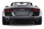 2014 Audi R8 Spyder Convertible Rear View