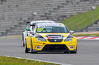 Race of Germany Nürburgring Nordschleife 2016  ETCC 2016 #137 Lema Racing SEAT León Fábio Mota (PRT)  Testing © 2016 Musson/PSP. All Rights Reserved.