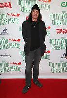 HOLLYWOOD, CA - NOVEMBER 26: Vinny Appice, at 86th Annual Hollywood Christmas Parade at Hollywood Blvd in Hollywood, California on November 26, 2017. Credit: Faye Sadou/MediaPunch /NortePhoto NORTEPHOTOMEXICO