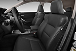 Front seat view of 2014-2015 Acura RDX Tech  5 Door SUV front seat car photos