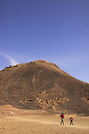 Harut Hill in Ramon Crater